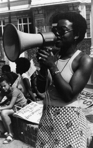 An uncritical look at the Brixton Black Panther Movement which, though ...