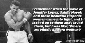 Muhammad Ali Famous Quotes