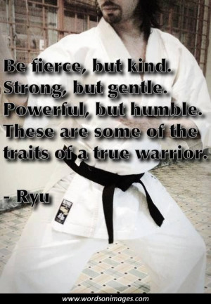 Famous warrior qu...