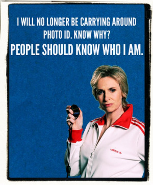 Another great Sue quote. :)