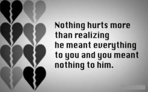Hurt Quotes Tumblr For Him Sad quotes love hurts.