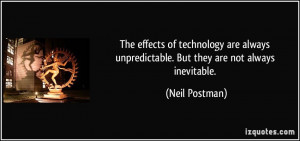 More Neil Postman Quotes