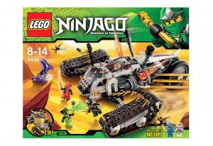 Lego Ninjago Ultraschall Raider