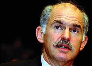 George Papandreou - TIME - News, pictures, quotes, archive