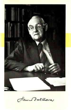 On the Anniversary of von Balthasar