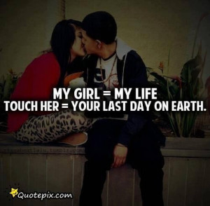 Goodnight love quotes for my girlfriend
