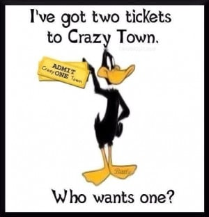 ... quotes quote crazy funny quote funny quotes looney toons daffy duck