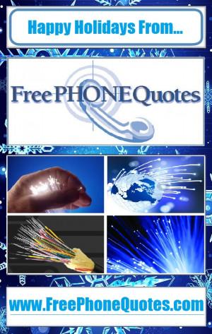 FreePhoneQuotes!