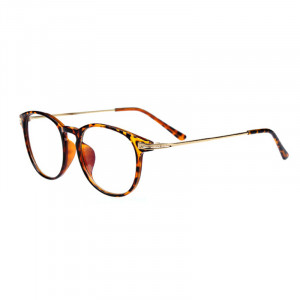 optical reading eyeglasses frame women brand plain mirror eye glasses