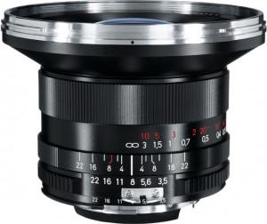 18mm f3.5 Distagon ZE EOS - Zeiss