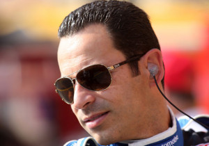 Helio Castroneves put on probation for sister's Indy-critical tweet