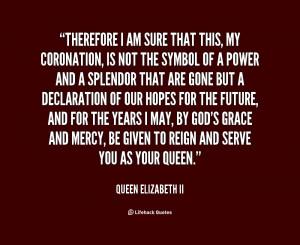 Queen Elizabeth II Quote