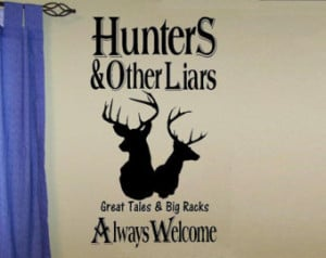 for hunting rifle bullet holes cabin lodge sign for hunting rifle ...
