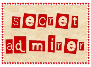 Cute Secret Admirer Quotes