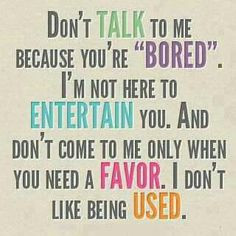 Quotes About Being Used By Friends