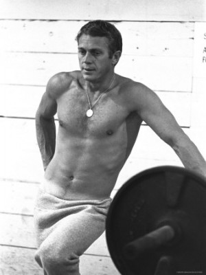 Go Retro's Retro Hottie of the Month: Steve McQueen