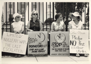 Women Strike Peace   Vietnam War Protest   Anti-Nuclear Proliferation ...