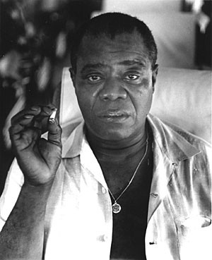 jazz musician louis armstrong created some of the greatest tunes in ...