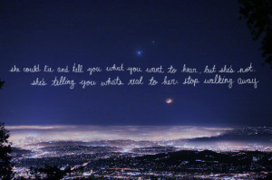 City Lights Quotes Chipx2cheerios favorite