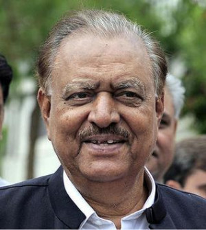 Mamnoon Hussain Pictures