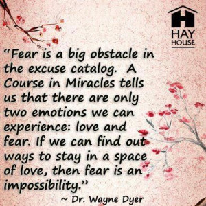 few words from the good Dr. Wayne Dyer