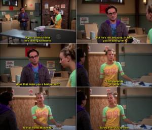 The Big Bang Theory Quote