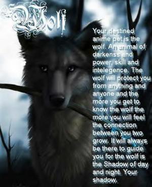 Wolf Poems Wolf