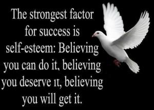 esteem success quote share this success quote picture on facebook