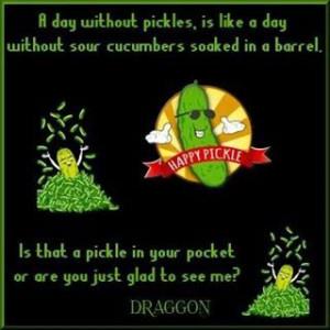 love a pickle