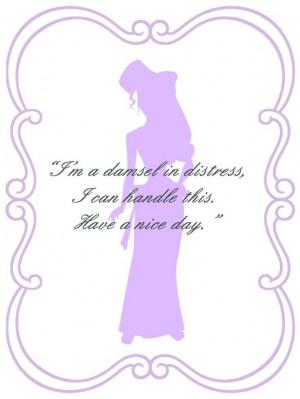 Hercules's Meg quote card