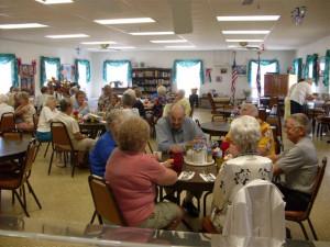 Photo Senior Center Clubhouse