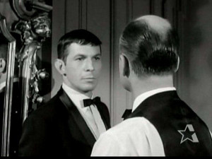 Leonard Nimoy in The Man from UNCLE - The Project Strigas Affair as ...