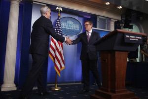 ... White House Chief of Staff Denis McDonough leaves on Pinterest RSS