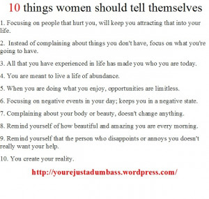 self worth quotes for women