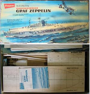 Graupner Long Graf Zeppelin