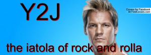 Chris Jericho Cartoon Chris Jericho