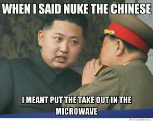 Kim Jong-un The Cake Craver