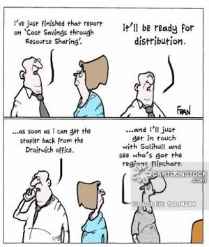 Resource Management cartoons, Resource Management cartoon, funny ...