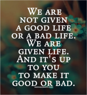 Great Quotes About Life (1)