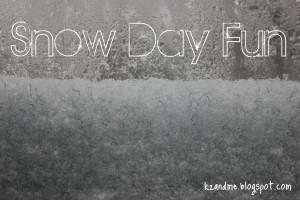 Snow Day Funny Snow day fun