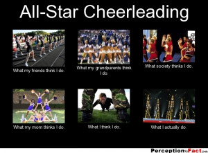 All Star Cheer Quotes All-star cheerleading.