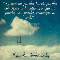 jodorowsky more inspiring phrases starry sky alejandro jodorowsky ...