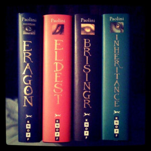 the Inheritance Cycle.