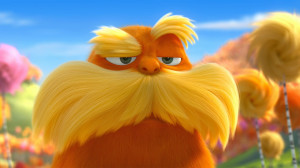 """Dr. Seuss' """"The Lorax"""" wallpapers gallery"""