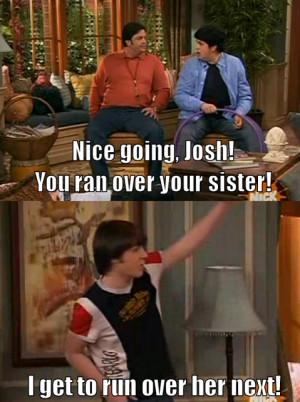 Drake And Josh Quotes Emphasis