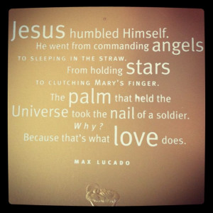 Max Lucado- Christmas