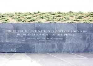 National air force memorial