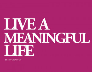 ... categories square graphics live a meaningful life live a meaningful
