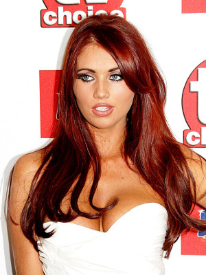 Amy Childs Hair Vajazzles...