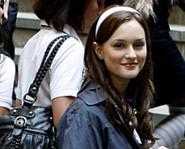 Gossip Girl premiered in September 2007.